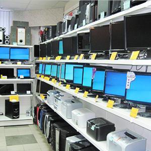Компьютерные магазины Переславля-Залесского
