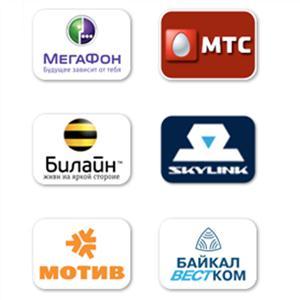 Операторы сотовой связи Переславля-Залесского
