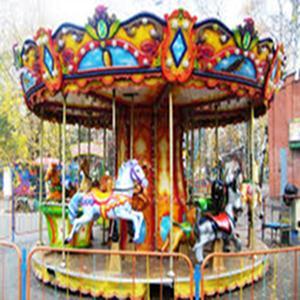 Парки культуры и отдыха Переславля-Залесского