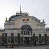 Железнодорожные вокзалы в Переславле-Залесском