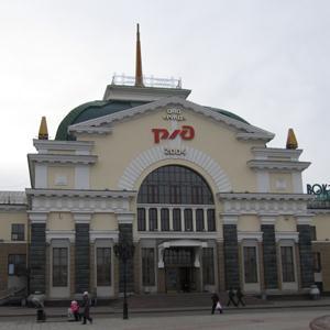 Железнодорожные вокзалы Переславля-Залесского